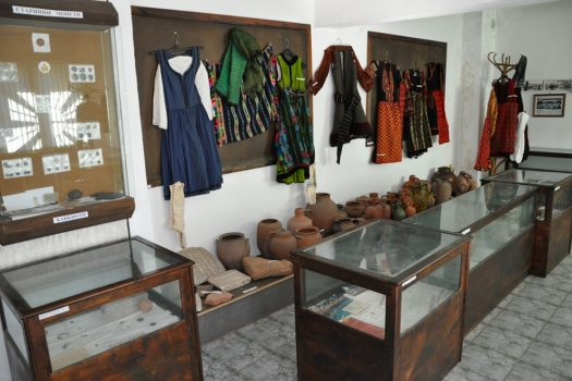 historical museum the village of Banya