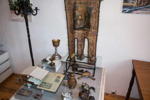 къща музей Никола Парапунов